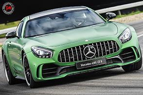 Al Parco Valentino sarà esposta la Mercedes-AMG GT R