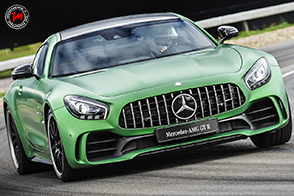 Tempo record per la Mercedes-AMG GT R al Nurburgring