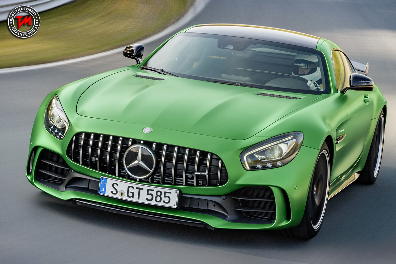 tempo record per la mercedes amg gt r al nurburgring. Black Bedroom Furniture Sets. Home Design Ideas
