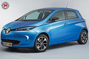 Al Motor Show di Bologna, Renault presenta la nuova ZOE