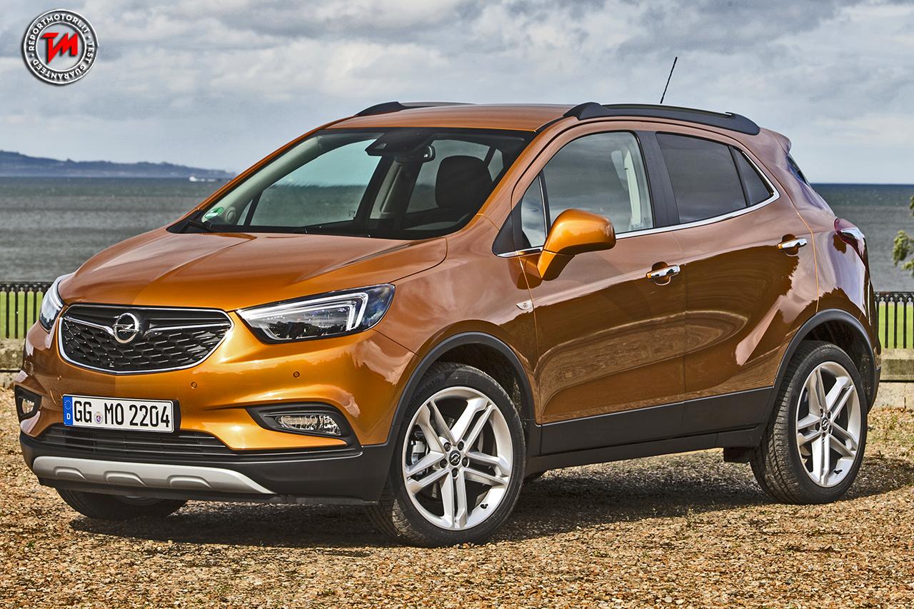 Nuova Opel Mokka : nel 2021 anche elettrica! - ReportMotori.it