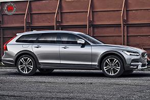 Polestar ottimizza le prestazioni della nuova Volvo V90 Cross Country