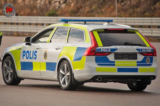 Volvo V90 Polis
