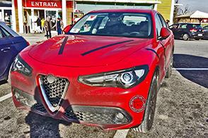 Alfa Romeo Stelvio : il primo Suv dal cuore sportivo