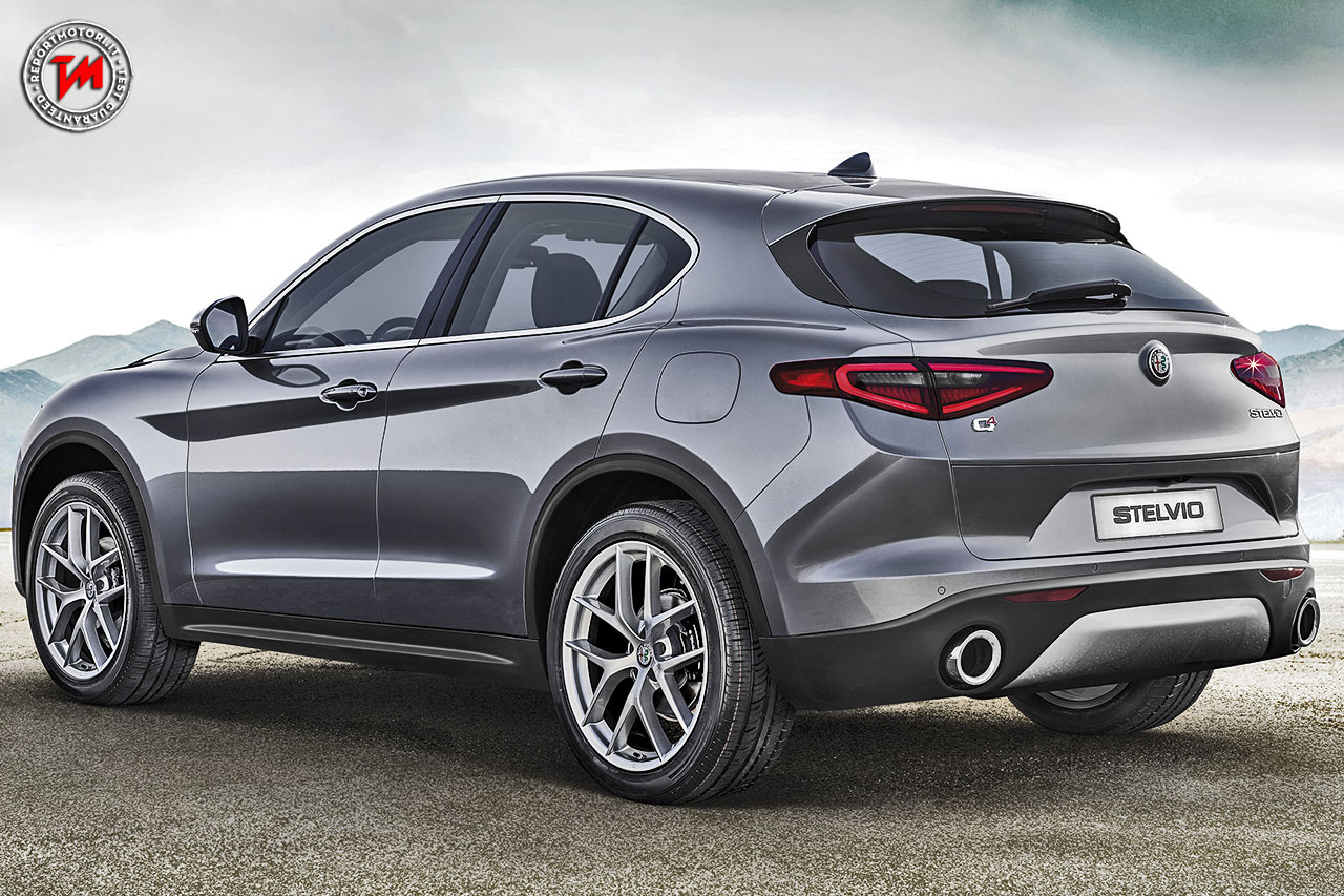 Alfa Romeo Stelvio First Edition on alfa romeo sportiva
