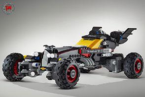 Chevrolet LEGO Batmobile : solo 1833 ore per realizzarla!