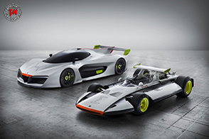 H2 Speed : la Concept Car of the Year 2016