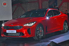 Nuova Kia Stinger : prestazioni, design e turbo!