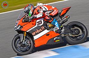 Melandri e Davies con l'Aruba.it Racing Ducati fino al 2018