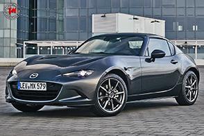 Nuova Mazda MX-5 RF : leggera, compatta ed open