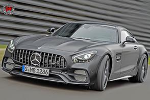 Mercedes-AMG GT : in arrivo due nuovi modelli