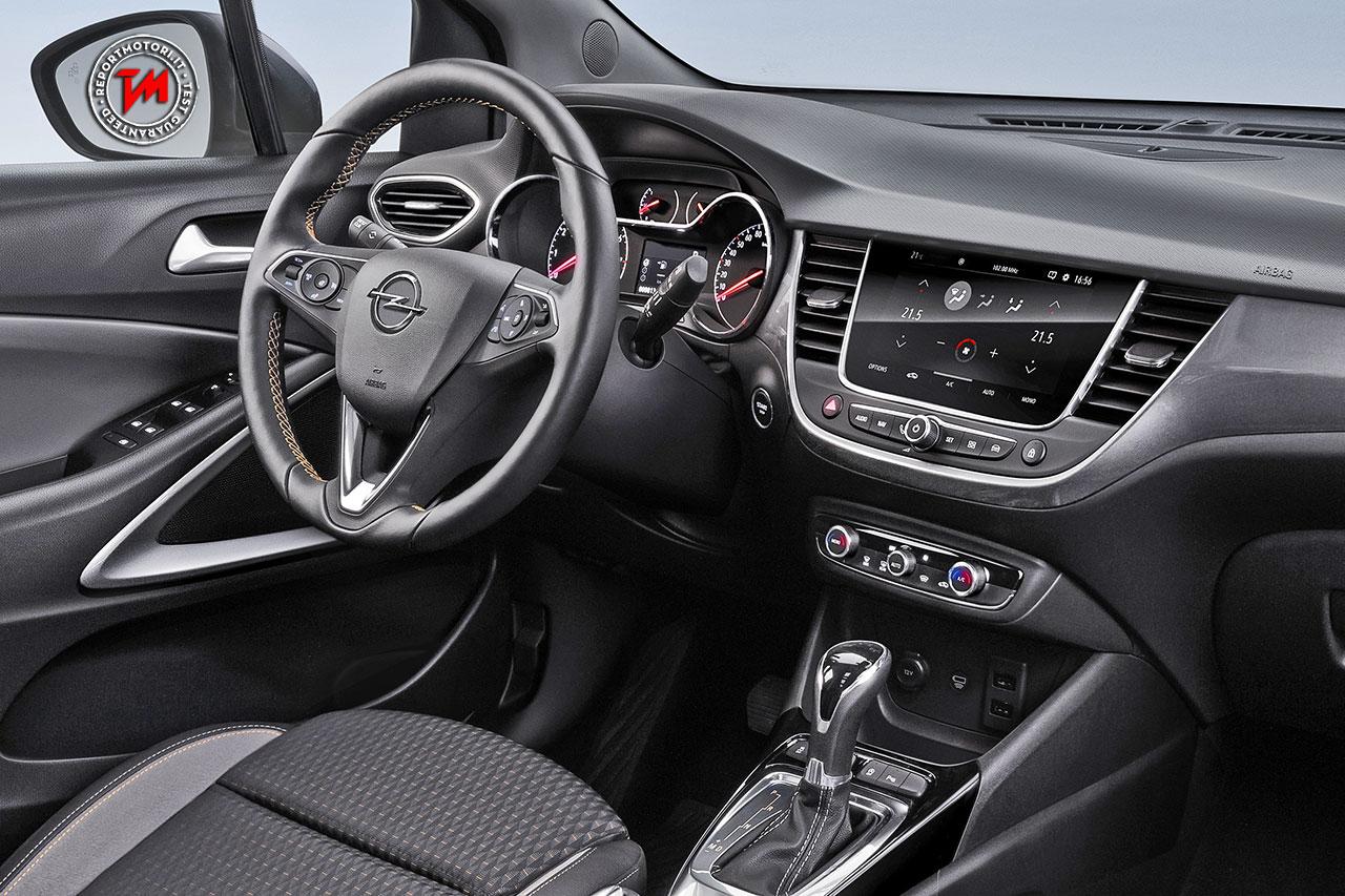Nuovo Opel Crossland X La Famiglia Dei Crossover Si Allarga