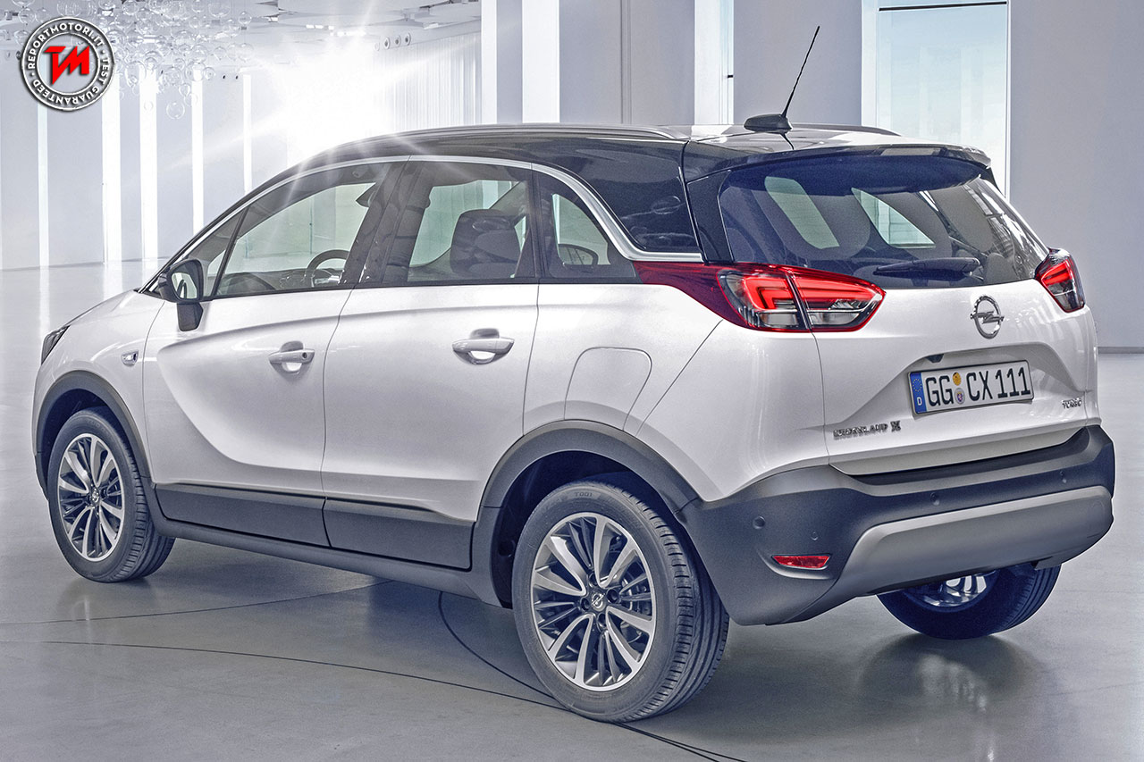 Challenger 2017 >> Propulsori in alluminio per il nuovo Opel Crossland X