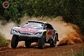 La Peugeot 3008 DKR in versione Maxi punta alla vittoria!