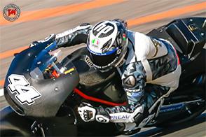 Pol Espargaro e la sua KTM puntano alla vittoria in MotoGP