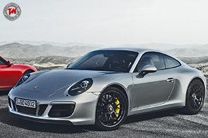 Porsche 911 GTS 2017: un tre litri, sei cilindri boxer, turbo, mostruoso!