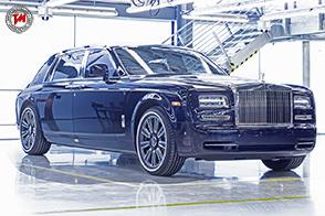La lussuosa Rolls-Royce Phantom VII esce di scena dopo 90 anni…