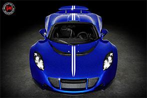 Hennessey Venom GT Final Edition : oltre le 270 miglia orarie!
