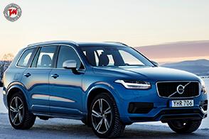 Volvo celebra i 20 anni di trazione integrale meccanica AWD