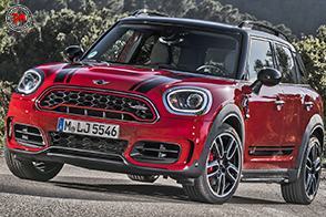 Mini John Cooper Works Countryman: mai così potente!