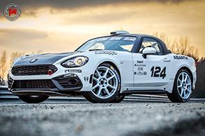 Definito il calendario della prima edizione del Trofeo Abarth 124 Rally