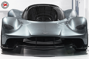 Aston Martin e Red Bull Advanced Technologies danno vita alla AM-RB 001
