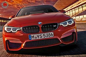 Nuova BMW M4 Model Year 2017 : la potenza sale!