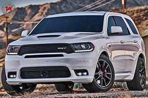 Dodge Durango SRT : il SUV americano ha grinta e cavalli!