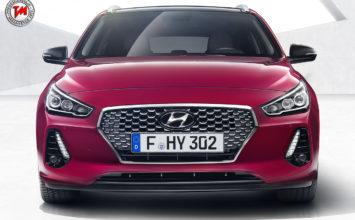Nuova Hyundai i30 Wagon : a Ginevra il grande debutto