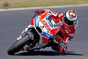 Il Team Ducati MotoGP pronto per la prima gara in Qatar