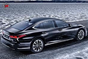 Lexus LS 500 Full Hybrid : pronta l'ammiraglia ibrida
