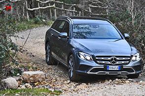 Mercedes-Benz Classe E 4Matic All-terrain : inarrestabile!