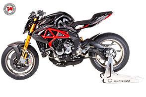 Motocorse MV Agusta Brutale 800 Spettro : una Special come poche!
