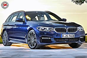 Nuova BMW Serie 5 Touring: cresce nelle dimensioni e contenuti
