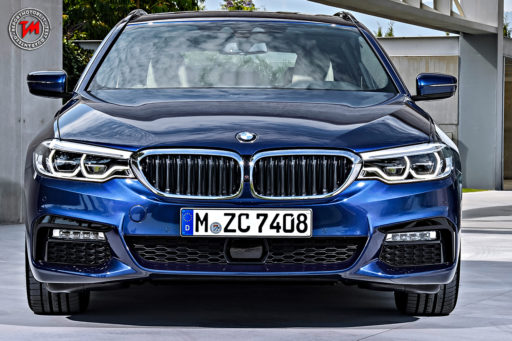 Nuova BMW Serie 5 Touring,bmw,bmw serie 5 touring