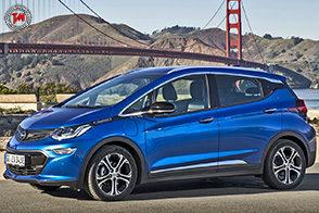Con un'autonomia di 520 chilometri è record per la nuova Opel Ampera-e