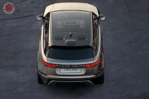 Range Rover Velar : un SUV glamour, innovativo