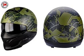 Scorpion Exo Combat : dai reparti militari, arriva la sicurezza su strada