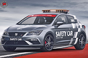 Seat Leon Cupra safety car Campionato Mondiale Superbike 2017