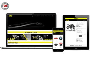 Online il nuovo sito Exan : un luogo virtuale fatto di passione e… scarichi!