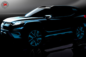 SsangYong XAVL : a Ginevra il SUV concept
