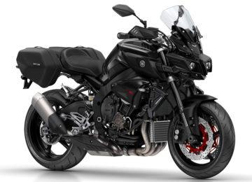 Yamaha MT-10 Tourer Edition : anima dark, spirito naked