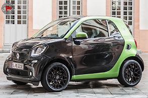 Nuova smart electric drive : vi sveliamo segreti e prezzo!