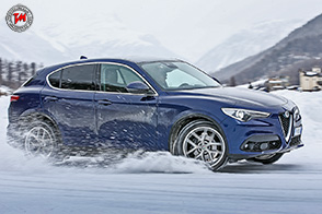 Alfa Romeo Stelvio si aggiudica le cinque stelle Euro NCAP
