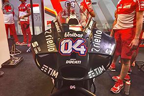 Desmosedici MotoGP 2017: Ducati studia nuove soluzioni aerodinamiche