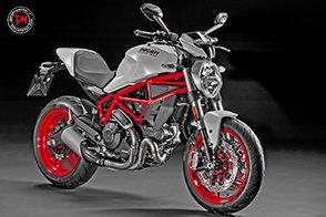 Nuovo Ducati Monster 797 : essenziale, pura, naked!