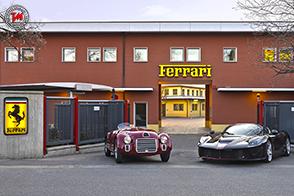 Ferrari festeggia il suo 70esimo compleanno con una serie di eventi