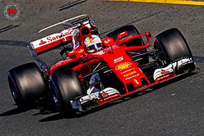 Inizia nel migliore dei modi il 2017 della Ferrari di Formula1