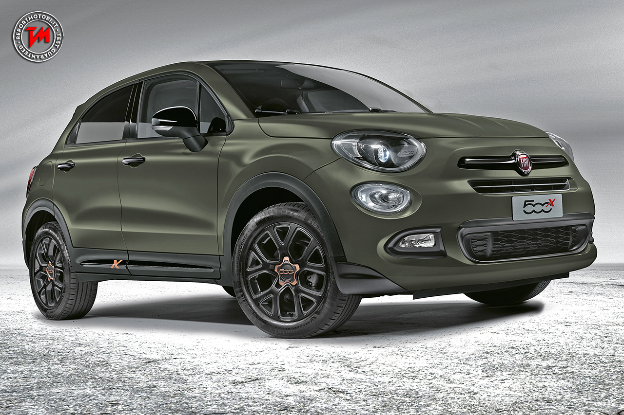 Nuova fiat 500x s design sintesi perfetta tra stile e for S design photo
