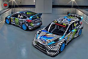 Ford Focus RS RX : il mostro scende in pista nel Mondiale Rallycross